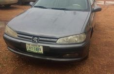 Peugeot 406 1999 SV 3.0 Gray for sale
