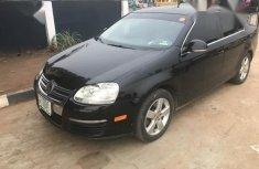 Volkswagen Jetta 2.5 S 2008 Black for sale