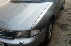 Grey/silver 2000 Audi A4 car sedan automatic in Lagos