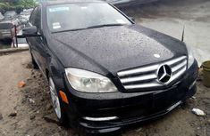 Authenticused 2010 Mercedes-Benz C350 for sale at price ₦4,100,000