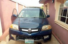Well maintained 2006 Acura MDX suv for sale at price ₦1,300,000