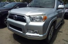 Need to sell cheap used grey 2012 Toyota 4-Runner automatic in Lagos
