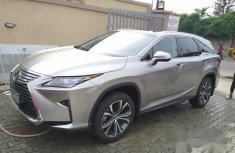 Lexus RX 2018 Gray for sale