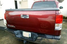 Toyota Tundra 2010 Double Cab 4x4 Limited Red for sale