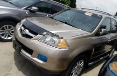Sell gold 2006 Acura MDX automatic in Lagos