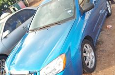 Blue 2006 Kia Spectra for sale at price ₦1,650,000 in Ibadan