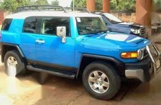 Toyota FJ Cruiser 2009 4x4 Blue for sale