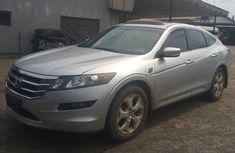 2010 Honda Crosstour Silver for sale