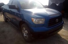 Best priced used blue 2008 Toyota Tundra automatic in Lagos