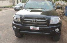Toyota Tacoma 2009 Double Cab V6 Automatic Black