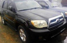 Toyota 4-Runner 2006 Black color for sale