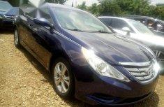Hyundai Sonata 2010 Blue for sale