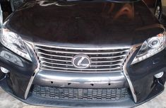 Used 2013 Lexus RX at mileage 98,000 for sale in Lagos