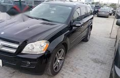 Mercedes-Benz GL Class 2007 Black for sale