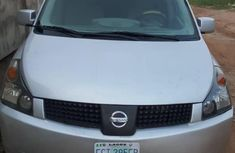 Sell silver 2006 Nissan Quest at mileage 120,099 in Ibadan at cheap price
