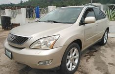Sell used 2008 Lexus RX at price ₦3,100,000 in Abuja