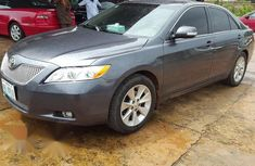 Toyota Camry 2.4 XLE 2008 Gray