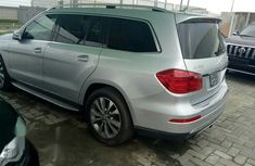 Mercedes-Benz GL Class 2013 Silver for sale