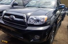 Very sharp neat used 2008 Toyota 4-Runner automatic for sale in Lagos