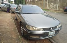 Need to sell high quality 2003 Peugeot 406 sedan manual in Abuja
