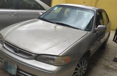 Toyota Corolla 2000 1.9 D Sedan Silver for sale