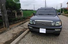 Clean and neat 2003 Lexus LX at mileage 137,573 for sale