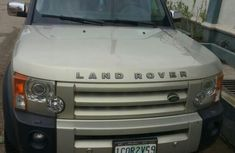 Used 2007 Land Rover LR3 automatic for sale at price ₦2,300,000 in Lagos