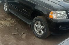 Ford Explorer 2005 Limited 4.0 4x4 Black for sale