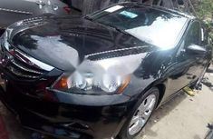 Need to sell black 2008 Honda Accord at price ₦2,650,000 in Lagos