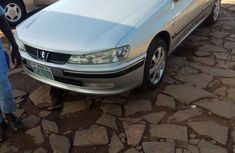 Peugeot 406 2004 Silver for sale