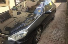 Peugeot 607 2009 Black for sale