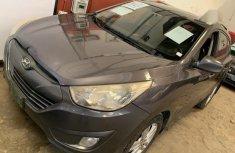 Hyundai ix35 2012 Gray for sale