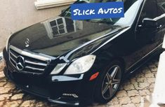 Used 2011 Mercedes-Benz E350 automatic for sale at price ₦4,800,000 in Awka