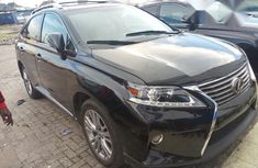 Selling 2013 Lexus RX automatic at mileage 41,000 in Lagos