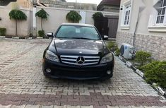 Best priced black 2008 Mercedes-Benz C300  coupe at mileage 71,000