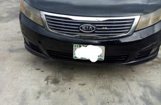Selling 2010 Kia Optima sedan automatic in good condition