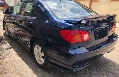 Sell sparkling 2002 Toyota Corolla sedan automatic
