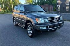 Need to sell high quality 2007 Lexus LX suv automatic
