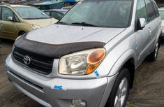 Sell grey 2005 Toyota RAV4 automatic at cheap price