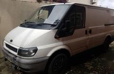Ford Transit 2005 White for slae