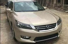 Honda Accord Anaconda (2015) review, specs, & prices in Nigeria