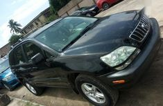 Sell black 2001 Lexus RX in Lagos at cheap price