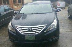 Hyundai Sonata 2012 Black color for sale
