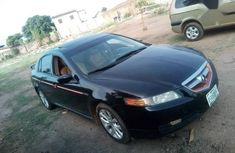 Acura TL 2004 Sedan Black color for sale