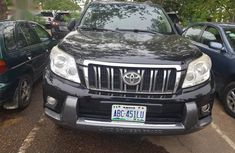 Well maintained 2012 Toyota Land Cruiser Prado for sale at price ₦8,500,000 in Abuja