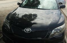 Need to sell black 2010 Toyota Camry at mileage 88,200 in Lagos