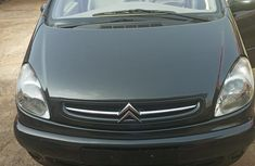 Well maintained black 2006 Citroen Picasso automatic for sale