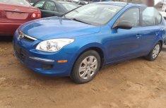 Hyundai Elantra 2009 2.0 Touring Blue color for sale