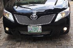 Black 2007 Toyota Camry sedan automatic for sale at price ₦1,700,000