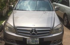 Clean 2008 Mercedes-Benz C200 sedan automatic for sale in Abuja